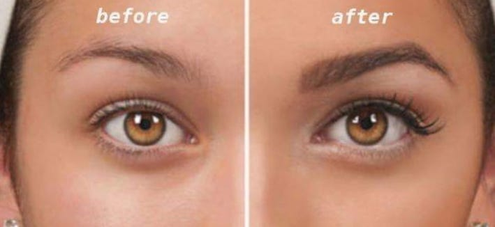 Lash curl and tint with tinted brows makes such a difference. R400 for all
