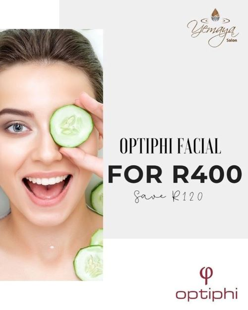 Enjoy an Optiphi Facila with Palesa for only R400