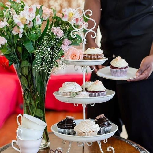 Book our High Tea Pamper Party Package for only R495 per guest