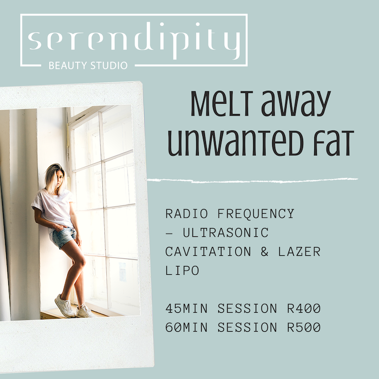 Melt away unwanted fat from R400