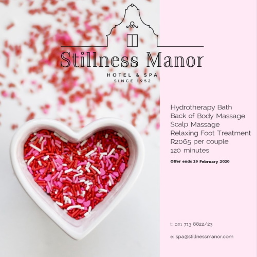 Special Offer for couples in February