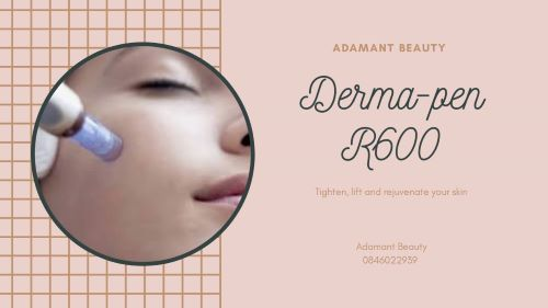 Only R600 for a Derma-Pen Treatment this month!