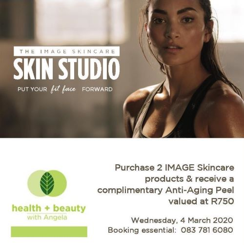 Amazing Image Skincare Deal for 4 March 2020 only - Book now!