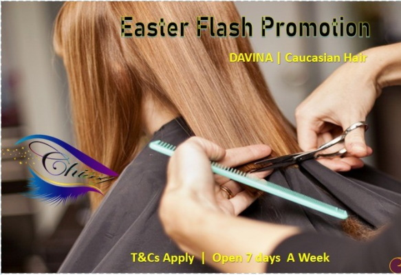 Save R600 when you book: WASH, BLOW-DRY, CUT & TREATMENT for only R299